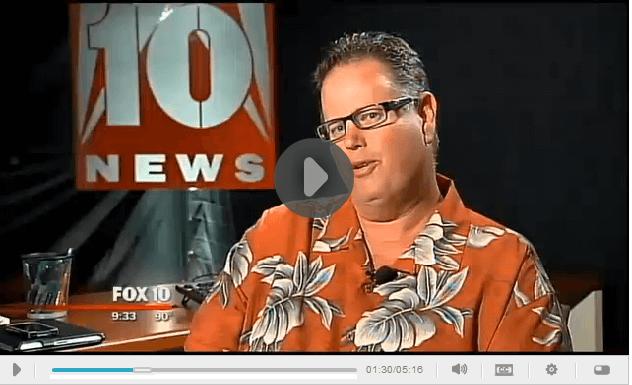 Professional Voice Over Talent, Scott Rummell