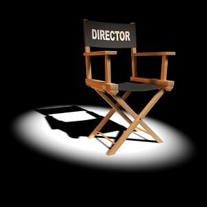 More Than Just a Voice-Over Actor = Director