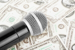 Getting Paid Well for Female Voice-Over Services