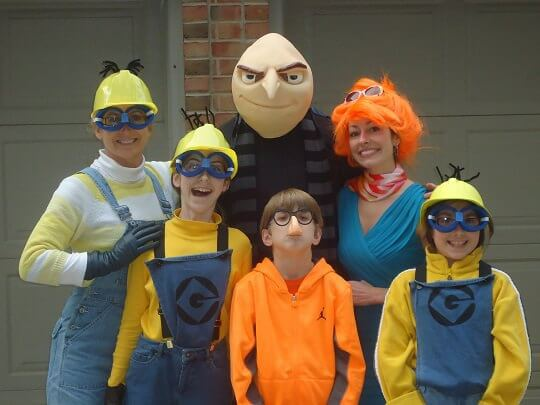 Despicable Me2 - Halloween 2013