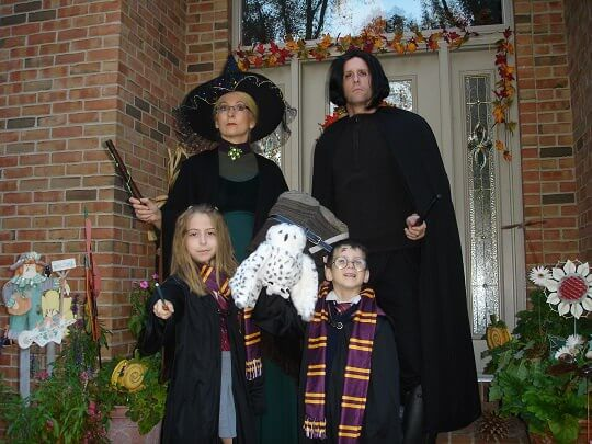 Harry Potter - Halloween 2010