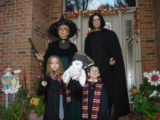 Harry Potter - Halloween 2010